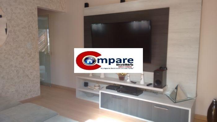 Imobiliária Compare - Casa 2 Dorm, Jardim Cumbica - Foto 4