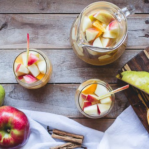 TUACA Apple Cider Sangria