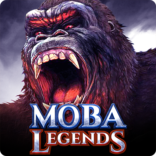 MOBA Legends Kong Skull Island (game)