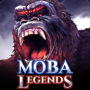 MOBA Legends Kong Skull Island For PC
