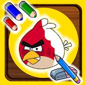 APK Game How To Draw Angry Birds for BB, BlackBerry