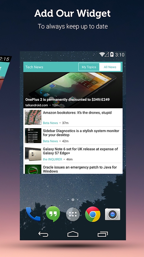 Tech News & Reviews Screenshot 4