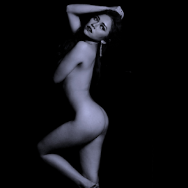 Woman by Renie A. Priyanto - Nudes & Boudoir Artistic Nude ( #bw #woman #sexy #nudes #beauty )
