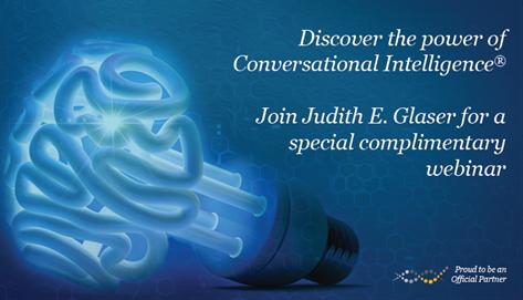 Webinar on Conversational Intelligence