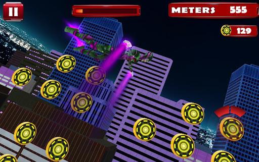 Rise of the Iron Bat screenshot 6