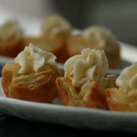 Whipped Brie Puffs