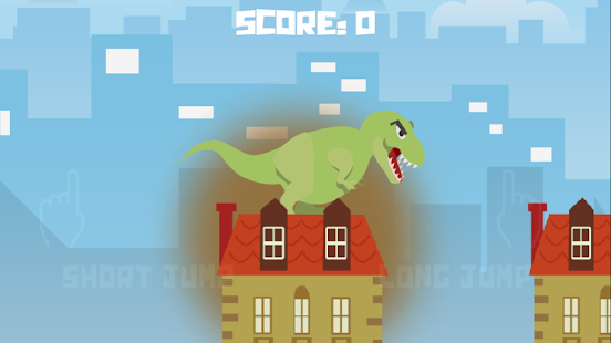 Dino Jump - screenshot