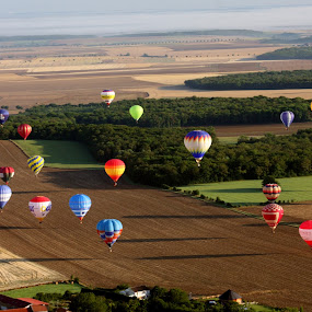 Mondial Air balloons exhibit 04 by Gérard CHATENET - Transportation Other (  )