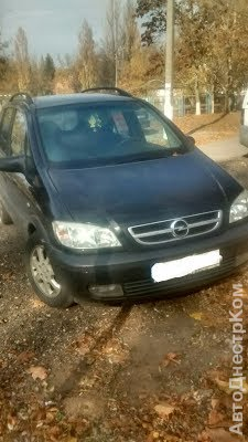 продам запчасти на авто Opel Zafira Zafira A фото 1