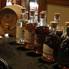 Local Whiskey by Kari Schoen - Food & Drink Alcohol & Drinks ( alcohol, beverages, distillery, bear creek, whiskey )