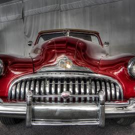 Super 8 by Jason James - Transportation Automobiles ( classic car, svra, ims, vintage, buick )