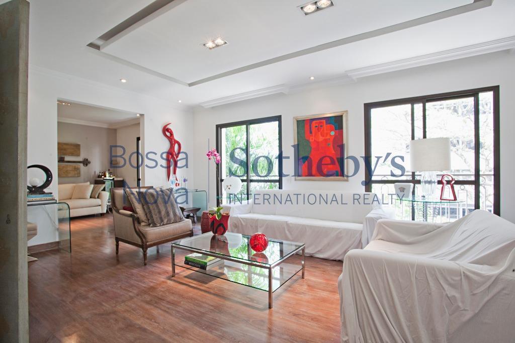 Belíssimo apartamento na localização mais desejada do Jardim Paulista