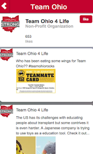 Team Ohio - screenshot