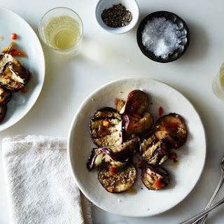 Eggplant Agrodolce Recipes