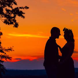 wedding by Dejan Nikolic Fotograf Krusevac - Wedding Bride & Groom ( kraljevo, vencanje, paracin, krusevac, sunset, wedding, svadba, kragujevac, bride, groom, fotograf )