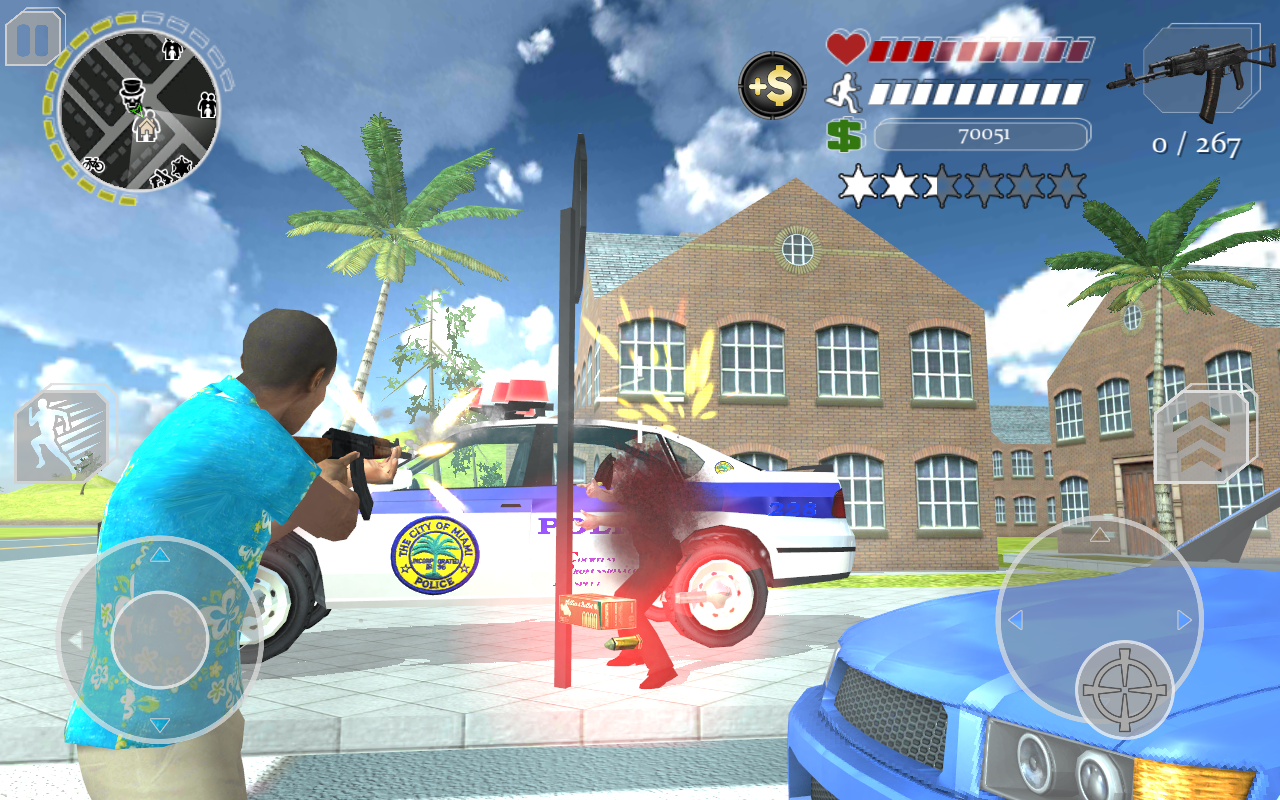 Miami Crime Vice Town Screenshot 1