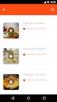 Screenshot of Tudo Gostoso Receitas