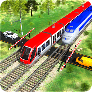 Train Racing Simulator 2017 For PC