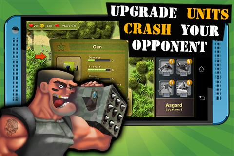 Military Defense TD PRO apk screenshot