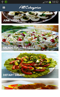 Fast Weight Loss Recipes - screenshot