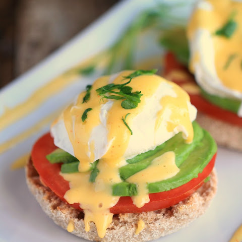 California Style Eggs Benedict