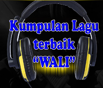 Lagu-Lagu WALI - screenshot