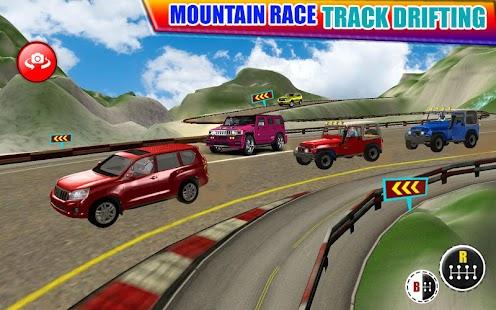 Game Crazy Prado Race 4x4 Rivals APK for Windows Phone