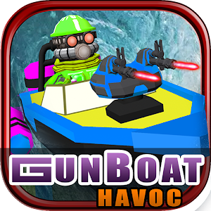 Gun Boat Havoc - Navy Shooter