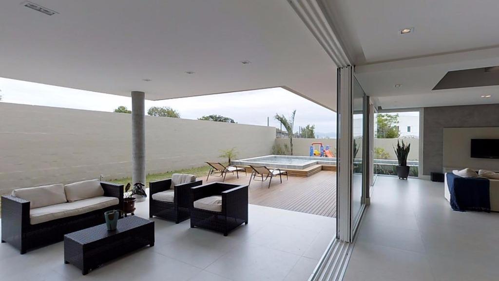 Casa 4 Dorm, Cacupé, Florianópolis (CA0509) - Foto 16