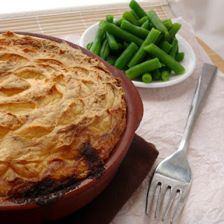 Cottage Pie with a Twist