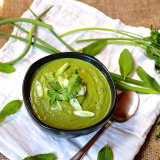 Green Goddess Soup Recipes