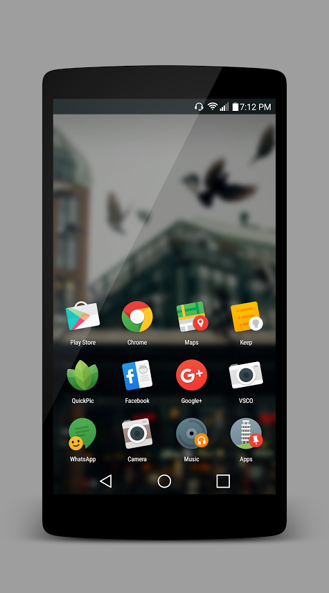 Pivot icon pack Screenshot 7