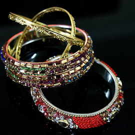 Bangles.. by Sanjeev Kumar - Artistic Objects Jewelry