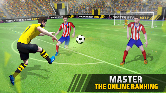 Game Soccer Star 2017 Top Leagues apk for kindle fire