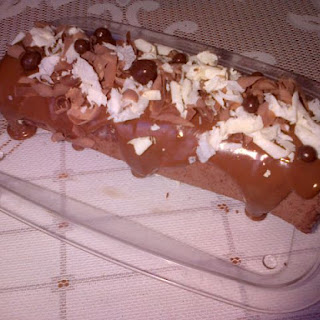 Choc Swiss Roll