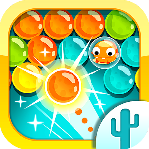 Cover art Froggle - Bubble game