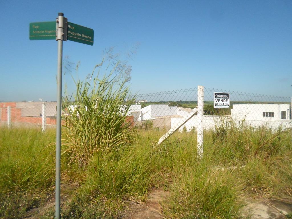 Terreno residencial à venda, Residencial Dona Margarida, San...