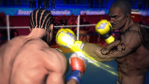 Punch Boxing 3D screenshot 2
