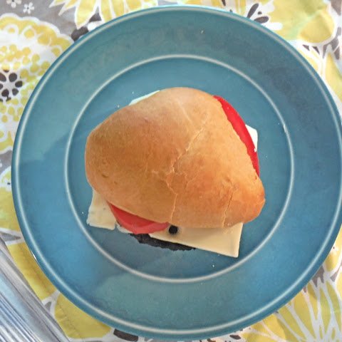 Quick and Easy Homemade Hamburger Buns from Bread Machine Dough