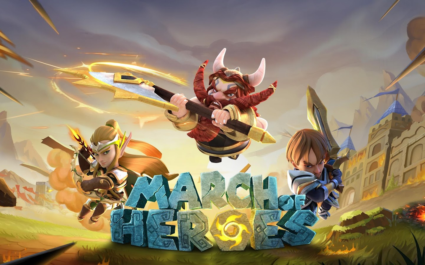 March of Heroes Screenshot 5
