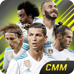 A New Generation Soccer Game. Officially authorized by Real Madrid Club. APK Icon
