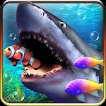 Shark aquarium live wallpaper Icon