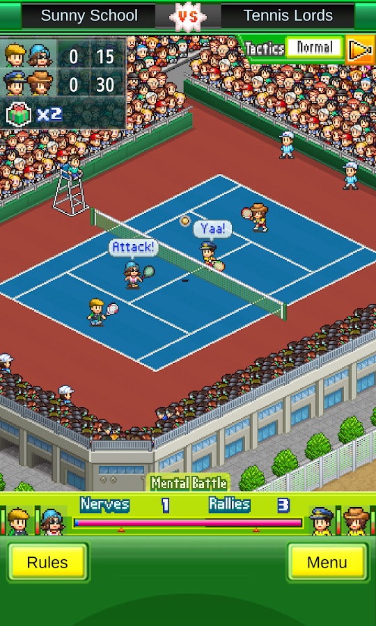 Tennis Club Story Screenshot 5
