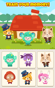 Game Happy Pet House: Memory Game apk for kindle fire