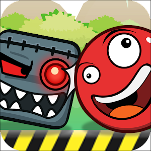 New Red Ball Adventure - Ball Bounce Game Online PC (Windows / MAC)