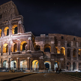 by Daniele Florenzi - Buildings & Architecture Statues & Monuments ( famous, colosseum, stairs )