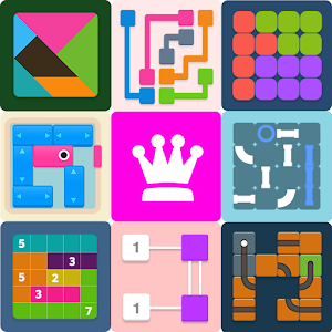 Puzzledom - classic puzzles all in one For PC (Windows & MAC)