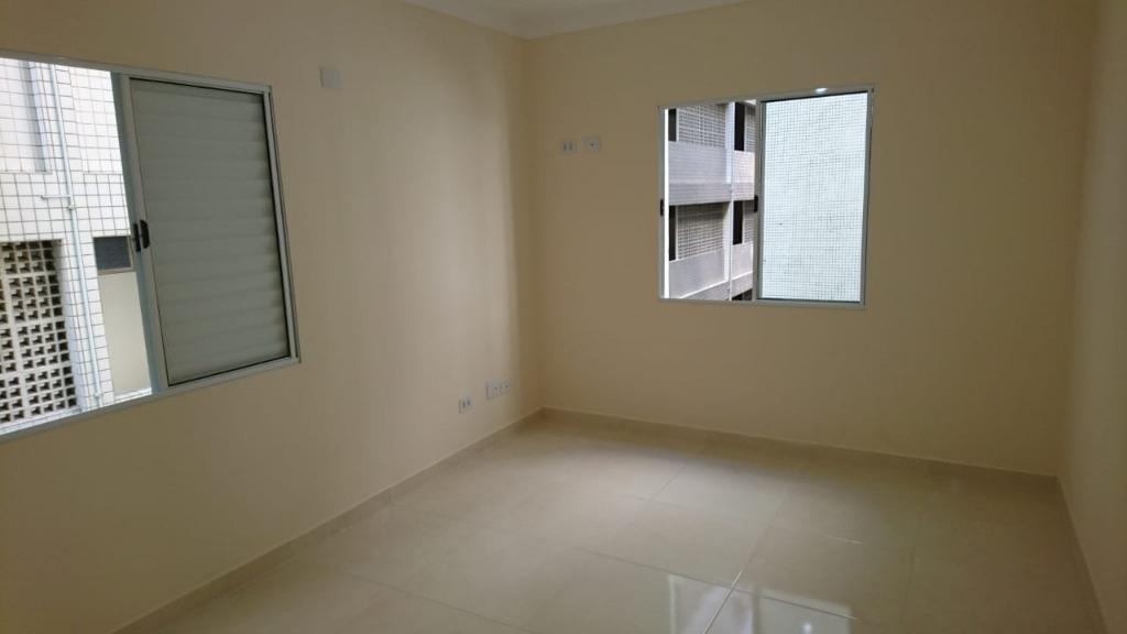 Kitnet com 1 dormitório à venda, 33 m² por R$ 190.000,00 - José Menino - Santos/SP