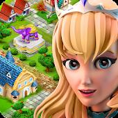 APK Game Princess Kingdom City Builder for BB, BlackBerry