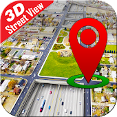 Street View Live GPS Map Tracking Voice Navigation